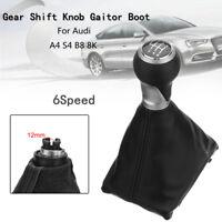 gear gaiter genuine alcantara Audi B6//B7 A4//S4//RS4 Retrimming service