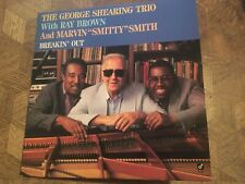 GEORGE SHEARING Trio- Breakin' Out ~ CJ 335 {nm orig} w/Ray Brown & Marvin Smith
