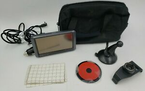 Genuine Garmin Nuvi 205W Automotive GPS Navigation System Bundle with Bag