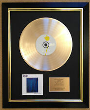 UB40 / Ltd Edition CD Gold Disc / Record / Promises and Lies