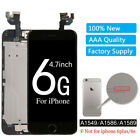 For iPhone 7 6 6s Plus 8 LCD Display Complete Touch Screen Replacement +Button