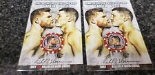 Canelo Vs GGG 2 Limited Edition Boxing Chip by Richard T. Slone