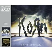 "KORN ""PATH OF TOTALITY/KORN III-REMEMBER WHO YOU ARE"" 2 CD NEUF"