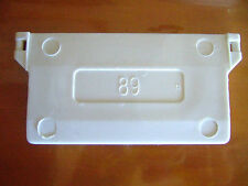 89mm VERTICAL BLIND BOTTOM WEIGHT SAMPLE PARTS FOR SLATS / DRAPES NEW & CHEAP