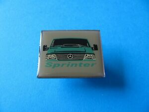 Mercedes Sprinter Van pin badge, Good Condition.