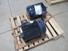 Marathon Electric Xri Pump Motor 15 Hp 230460 115 3550 Rpm 3ph Ip43 254t New