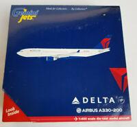 Gemini Jets 1:400 Delta Airbus A330 200 GJDAL1122 N858NW New In Box NIB Rare