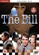 THE BILL - VOLUME SIX - DVD - REGION 2 UK