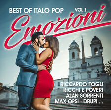 CD EMOZIONI Best of Italo pop vol.1