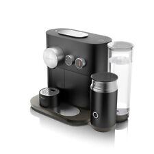 Krups Nespresso Expert + Milk Kapselmaschine schwarz Heißwasserfunktion 1260 W