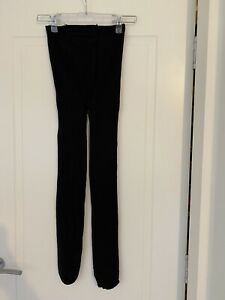 Maternity Black Tights No Size Size Small