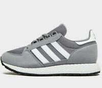Adidas Originals Forest Grove ® (Sizes UK: 5 EUR 38 ) Grey / White NEW