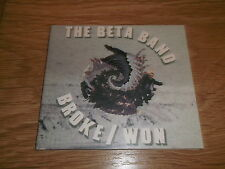 THE BETA BAND - BROKE / WON - CD SINGLE - UK FREEPOST