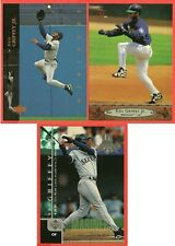 "KEN GRIFFEY JR. - (3) Card Upper Deck JUMBO 5"" x 7"" Lot   *1994/1996/1998*"