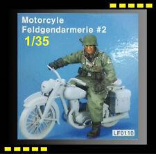 Legend LF0110 1/35 Motorcyle Feldgendarmerie #2