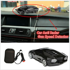 New 360 Degree Car Car Anti Radar Detector Speed Limited Detection Voice Alert