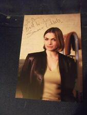 Bad Girls Wire In The Blood SIMONE LAHBIB hand signed photo