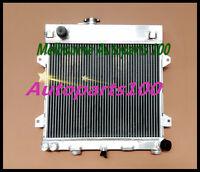 For BMW radiator E30 M10 316i 318i 1982-1991 Manual Aluminum