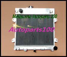 For BMW radiator E30 M10 316i 318i 1982-1991 Manual Aluminum