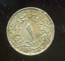 EGYPTE  1/10  de qirsh   1327 H  - 1909  ( 6 )