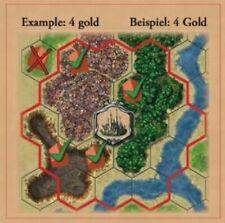 Kingdom Builder Capitol Kapitol mini board game expansion Spielbox Promo (ENG/D)