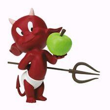Extremely Rare! Hot Stuff Eating Apple Demons & Merveilles Figurine Statue