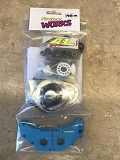 Vtg A&L Lethal Weapon Transmission w/ Power Clutch for Tamiya Kingcab and Astute
