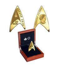 Delta pièce en or de Star Trek