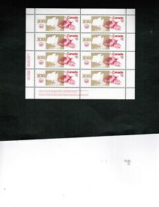 CANADA 1976 $2.00 PANEL (of 8) OLYMPIC SITES MNH cat bl /4 #688 $60. BK 500-74b