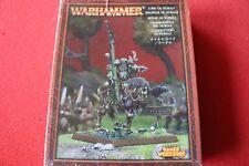 Games Workshop Warhammer Lord of Nurgle on Daemonic Mount Metal New BNIB OOP GW