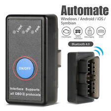 OBD2 Car Bluetooth Code Scanner Reader Automotive Diagnostic Tool OBDII Android