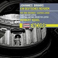 J. Brahms - Ein Deutsches Requiem [CD]