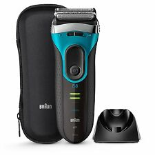 Braun Series 3 ProSkin 3080s Wet and Dry Electric Shaver for Men/Rechargeable