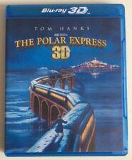 The Polar Express (Blu-ray Disc, 2010, 2D/3D)