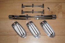 Carbon Fibre Carp Fishing Rod Pod Rare, Nbrice, Steve Neville + Dymag Tackle