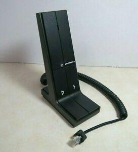 Motorola HMN3000B Radio Desktop Microphone