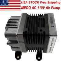 US Stock AC 110V MEDO Linear Piston Driven Air Compressor Pump Oil-free Air Pump