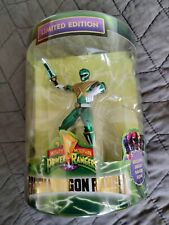 Mighty Morphin Power Rangers Green Ranger Limited Edition Action Figure No Coin