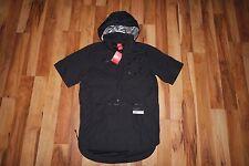 NWT Nike AIR PIVOT V3 Men's Short Sleeve Jacket 802629 010 BLACK  $200 SZ S NEW