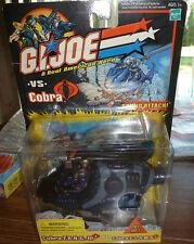 GI Joe Vs Cobra FANG III CLAWS Vehicle Figure Pack Set/F.A.N.G. 2002 C.L.A W S –