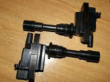 Ignition Coil pack set, Mazda MX-5 1.8 VVT mk2.5 MX5, 2001-05, COP, 2 coils, NEW