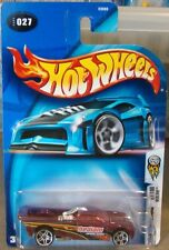 Hot Wheels 2004 Car First Edition #27 of 100 1:64 2003 Bedlam F.E. Boys 3+