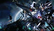 198 Gundam Wing Deathscythe PLAYMAT CUSTOM PLAY MAT ANIME PLAYMAT FREE SHIPPING