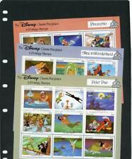 Grenada 1987 Disney Scott# 1540-45 Mint Nh