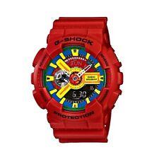CASIO G-Shock G Shock Hyper Colors X-Large GA-110FC-1Ajf Neu & Ovp  - FC Rot