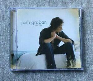 Josh Groban With You CD 2007 Hallmark Edition *MINT*
