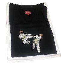 Supreme Karate Black Tee L