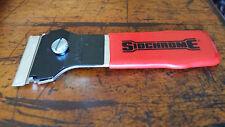 Sidchrome Mini Scraper SCMT70069, OL: 113mm, wt Razor Blade.
