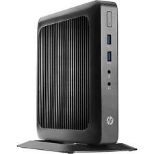 HP Amd Dual Core Mini PC silenciosa, 4GB Ram, 16GB SSD, USB3, dos DisplayPort + PSU