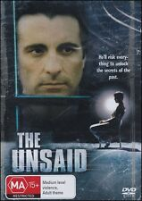The UNSAID (Andy GARCIA Vincent KARTHEISER Linda CARDELLINI) THRILLER DVD Reg 4